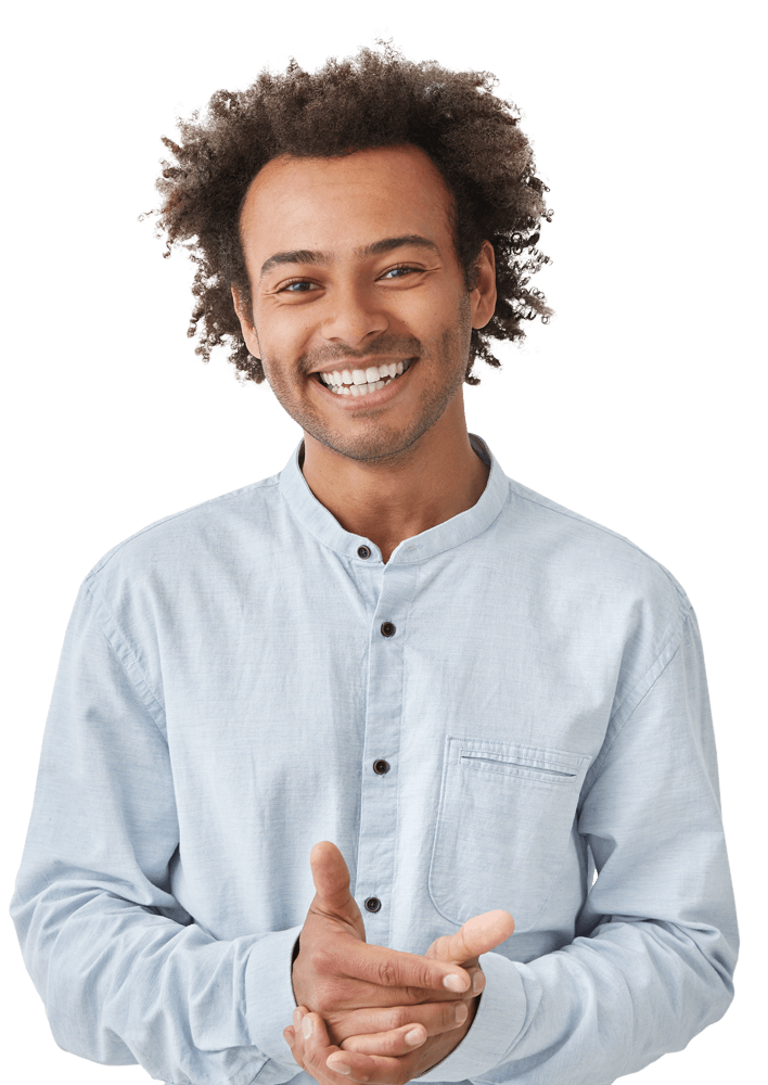 man-smiling-with-open-hands